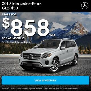 2019 Mercedes-Benz GLS 450