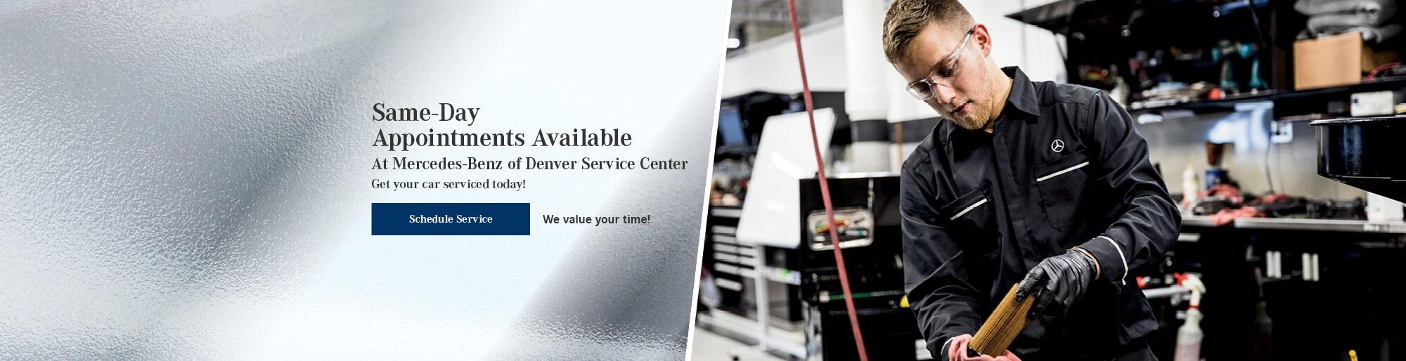 Mercedes-Benz of Denver: New & Used Luxury Car Dealership