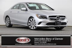 New 2019 Mercedes-Benz CLA 250 4MATIC Coupe for sale in Denver