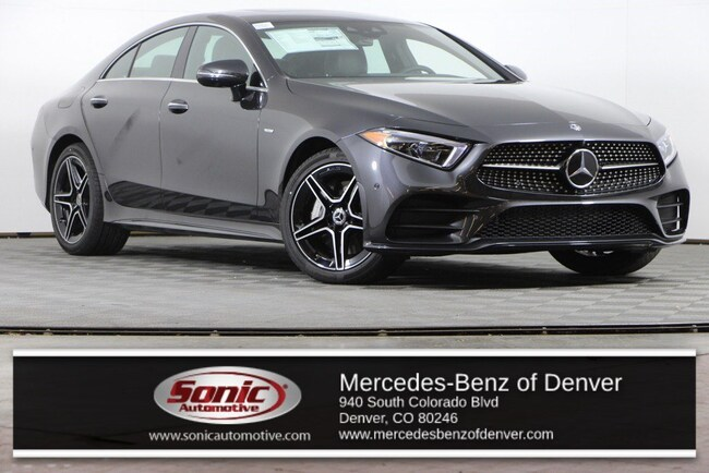 New 2019 Mercedes-Benz CLS 450 4MATIC Coupe for sale in Denver, CO