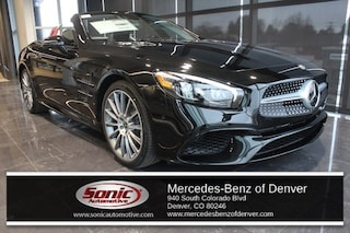 New 2019 Mercedes-Benz SL 550 Roadster in Denver