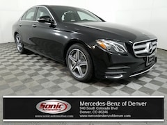 New 2019 Mercedes-Benz E-Class E 300 4MATIC Sedan for sale in Denver