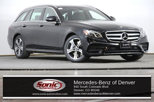 New 2019 Mercedes-Benz E-Class E 450 4MATIC Wagon for sale in Denver, CO