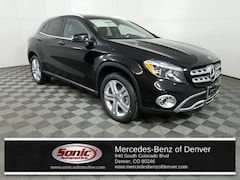 New 2019 Mercedes-Benz GLA 250 4MATIC SUV for sale in Denver