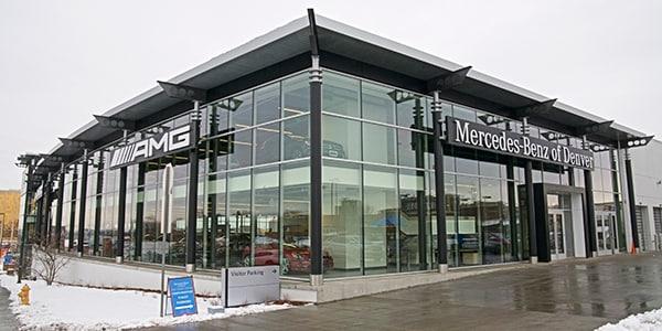 Mercedes Of Denver >> Mercedes Benz Of Denver New Mercedes Benz Dealership In Denver Co