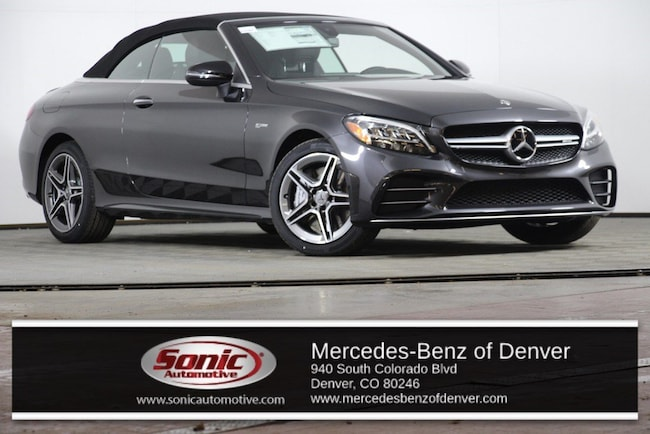 New 2019 Mercedes-Benz AMG C 43 4MATIC Cabriolet for sale in Denver, CO