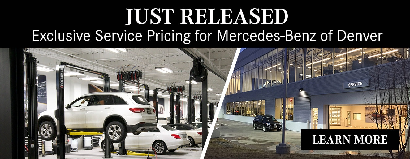 Mercedes benz of denver new used luxury car dealership for Murray motors denver mercedes