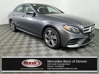 New 2019 Mercedes-Benz E-Class E 300 4MATIC Sedan in Denver