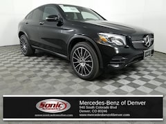 New 2019 Mercedes-Benz GLC 300 4MATIC Coupe for sale in Denver