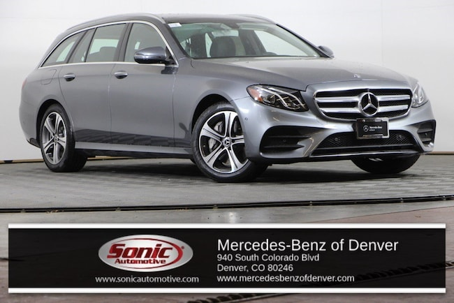 New 2019 Mercedes-Benz E-Class E 450 4MATIC Wagon for sale in Denver, CO