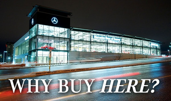 Mercedes Benz Of Denver >> Why Buy From Mercedes Benz Of Denver