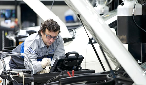 A Service & B Service Visits Explained at Mercedes-Benz of