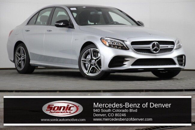 New 2019 Mercedes-Benz AMG C 43 4MATIC Sedan for sale in Denver, CO