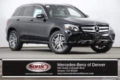 New 2019 Mercedes-Benz GLC 300 4MATIC SUV for sale in Denver