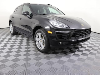 New 2018 Porsche Macan AWD SUV for sale in Nashville, TN