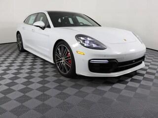 New 2018 Porsche Panamera Sport Turismo Turbo Sport Wagon for sale in Nashville, TN