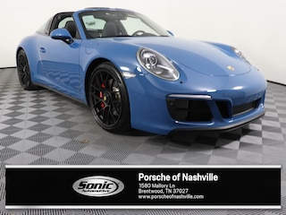 Used 2018 Porsche 911 4 GTS Targa for sale in Brentwood, TN