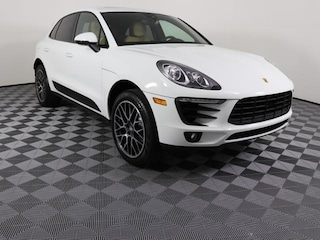 New 2018 Porsche Macan AWD SUV for sale in Brentwood, TN