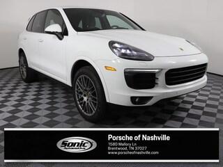 Used 2017 Porsche Cayenne Platinum Edition  AWD for sale in Nashville, TN