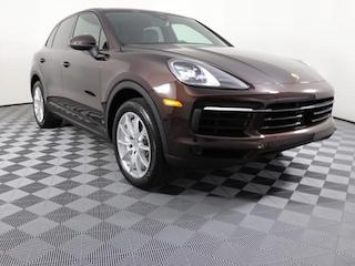 New 2019 Porsche Cayenne SUV for sale in Nashville, TN