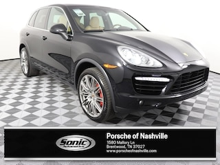 Used 2014 Porsche Cayenne Turbo AWD 4dr for sale in Nashville, TN