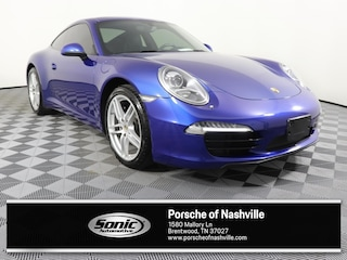 Used 2012 Porsche 911 991 Carrera 2dr Cpe for sale in Brentwood, TN