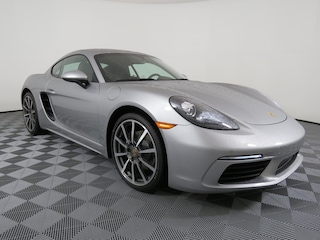 New 2019 Porsche 718 Cayman Coupe for sale in Nashville, TN