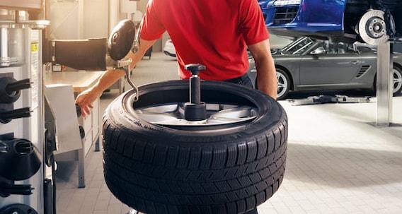 Wheel Alignment | Porsche Service | Nashville TN