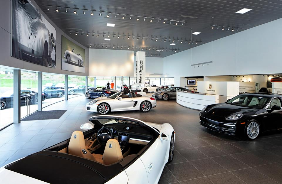 Dealerships Open On Sunday >> About Porsche of Nashville | New Porsche & Used Luxury Cars