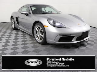 Used 2017 Porsche 718 Cayman Coupe Coupe for sale in Nashville, TN