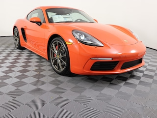 New 2018 Porsche 718 Cayman S Coupe for sale in Nashville, TN
