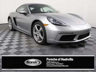 New 2018 Porsche 718 Cayman Coupe for sale in Nashville, TN