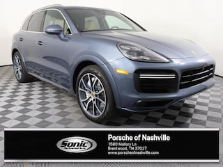 Used 2019 Porsche Cayenne Turbo  AWD UV for sale in Nashville, TN