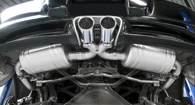 Porsche Sports Exhaust System