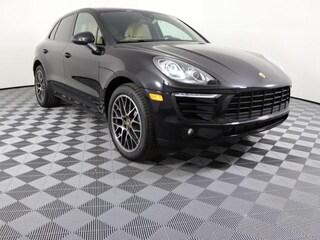 New 2018 Porsche Macan Sport Edition SUV for sale in Nashville, TN