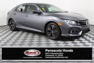 New 2019 Honda Civic EX Hatchback for sale in Pensacola