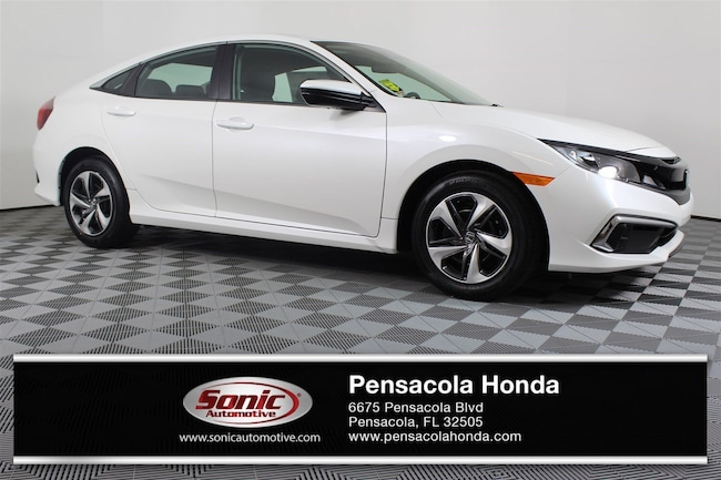 New 2019 Honda Civic LX Sedan for sale in Pensacola, FL