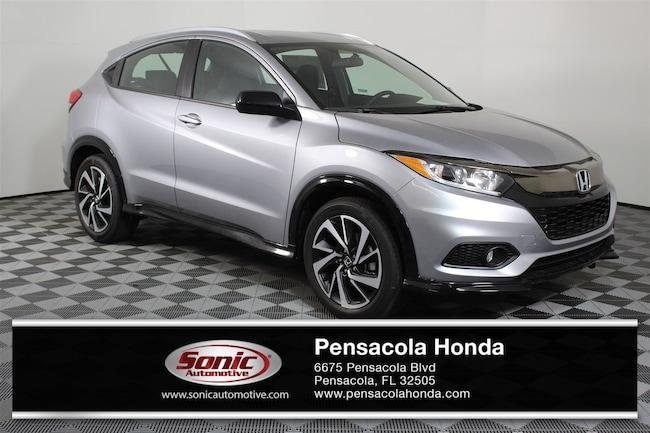 New 2019 Honda HR-V Sport 2WD SUV for sale in Pensacola, FL