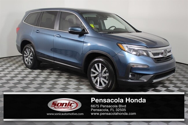 New 2019 Honda Pilot EX AWD SUV for sale in Pensacola, FL