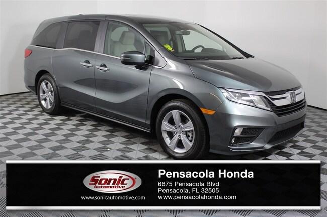 New 2019 Honda Odyssey EX-L w/Navigation & RES Van for sale in Pensacola, FL