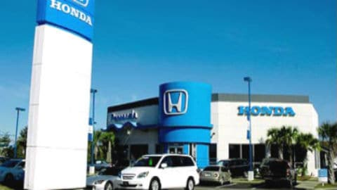 Honda Dealership Mobile Al >> Honda Dealer Serving Mobile Al Pensacola Honda