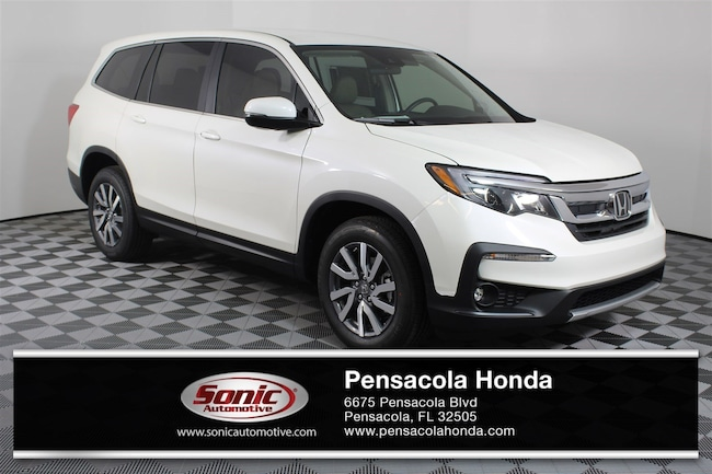 New 2019 Honda Pilot EX FWD SUV for sale in Pensacola, FL
