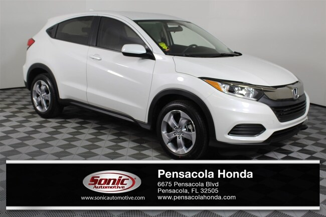 New 2019 Honda HR-V LX 2WD SUV for sale in Pensacola, FL