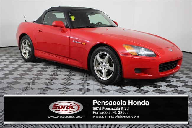 Used 2002 Honda S2000 2dr Conv Convertible in Pensacola