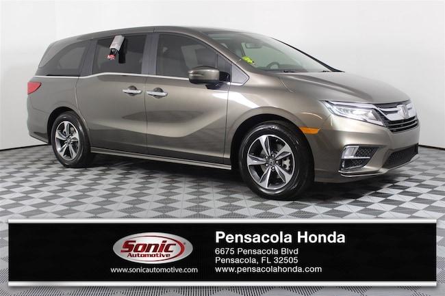 New 2019 Honda Odyssey Touring Van for sale in Pensacola, FL