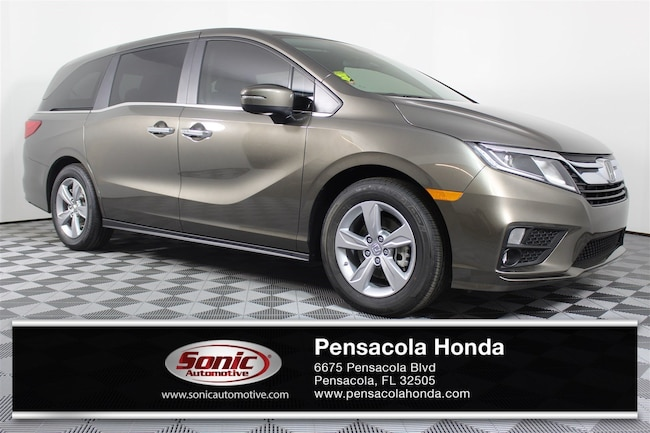 New 2019 Honda Odyssey EX Van for sale in Pensacola, FL