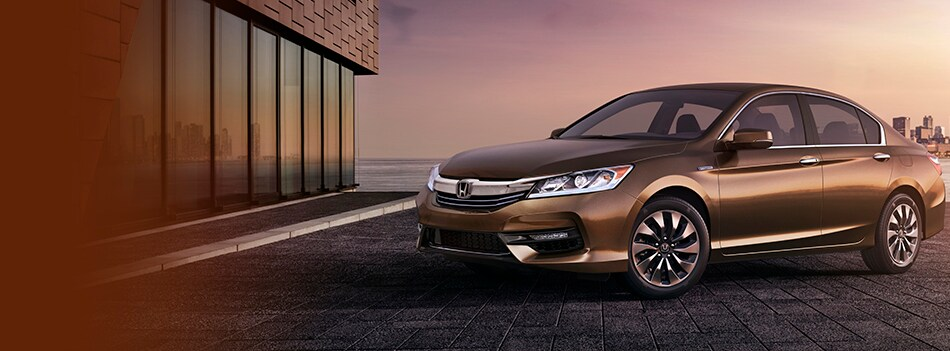Elegant New 2017 Honda Accord