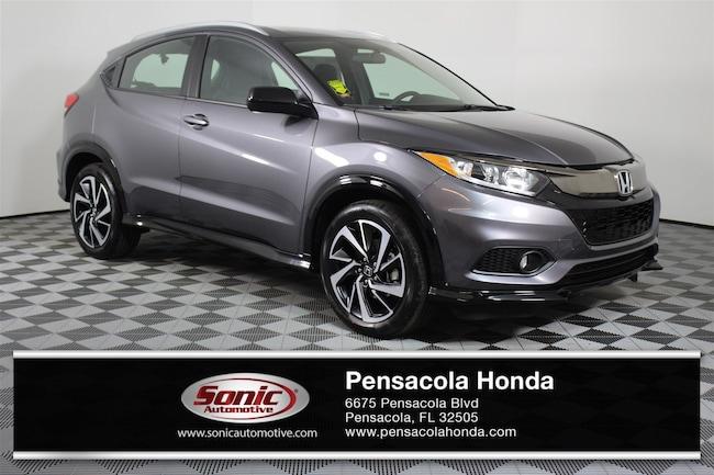 New 2019 Honda HR-V Sport AWD SUV for sale in Pensacola, FL