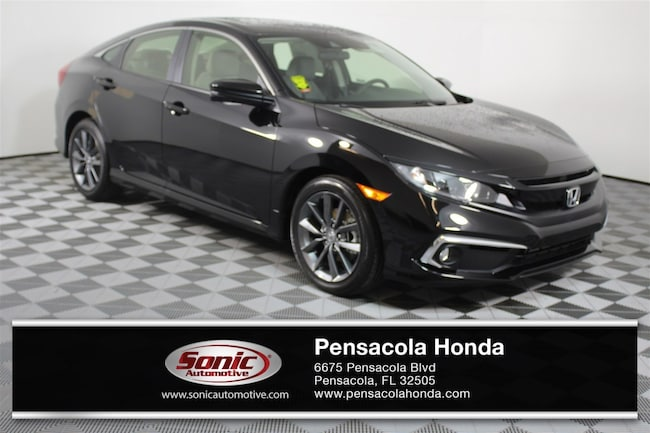 New 2019 Honda Civic EX Sedan for sale in Pensacola, FL
