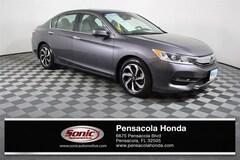 Certified Pre-Owned 2016 Honda Accord EX-L 4dr I4 CVT Sedan for sale in Pensacola, FL